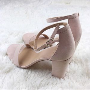 150aadf3df5 A New Day Shoes - A New Day Ema High Block Heel Pumps Blush Pink 11